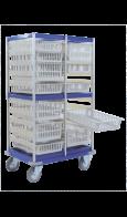 Carucioare distributie medicamente
